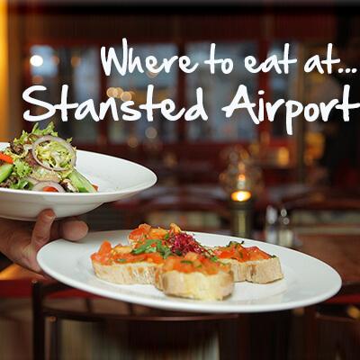 Cabin Restaurant Stansted Airport Menu